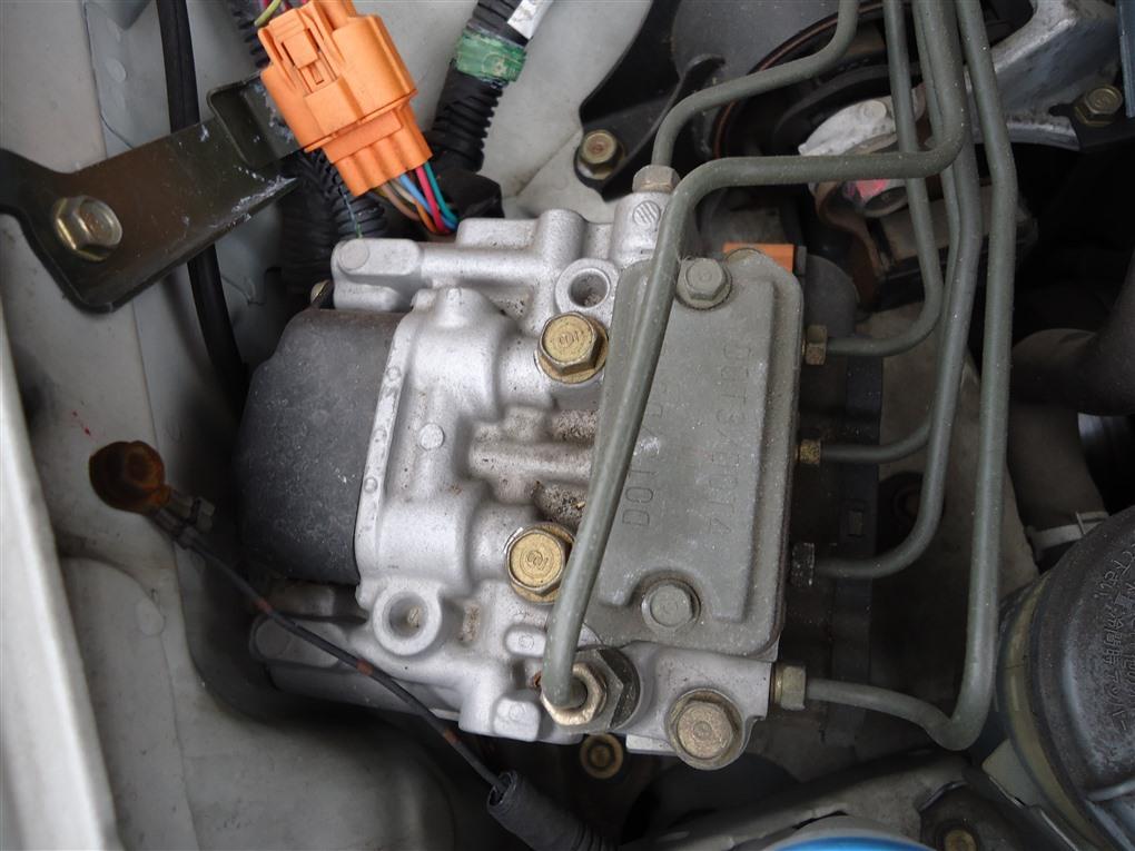 Блок abs Honda Inspire UA5 J32A 2003 1390