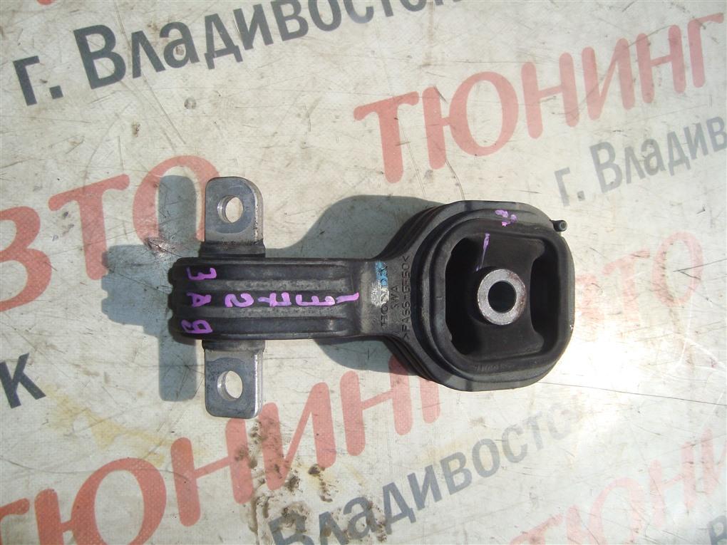 Подушка двигателя Honda Crv RE4 K24A 2008 задняя 1372
