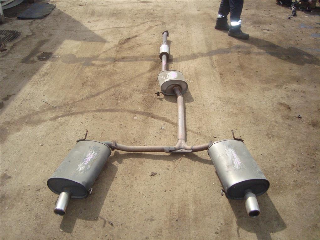 Глушитель Honda Inspire UA5 J32A 2003 1390