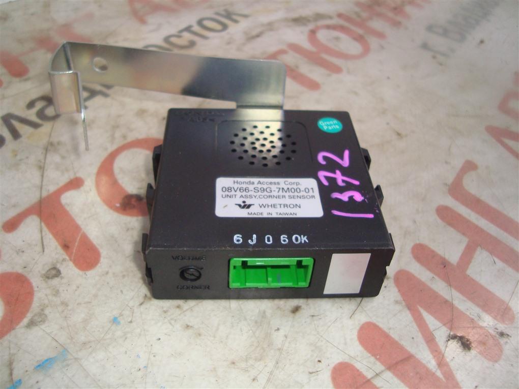 Электронный блок Honda Crv RE4 K24A 2008 1372 08v66s9g7m0001