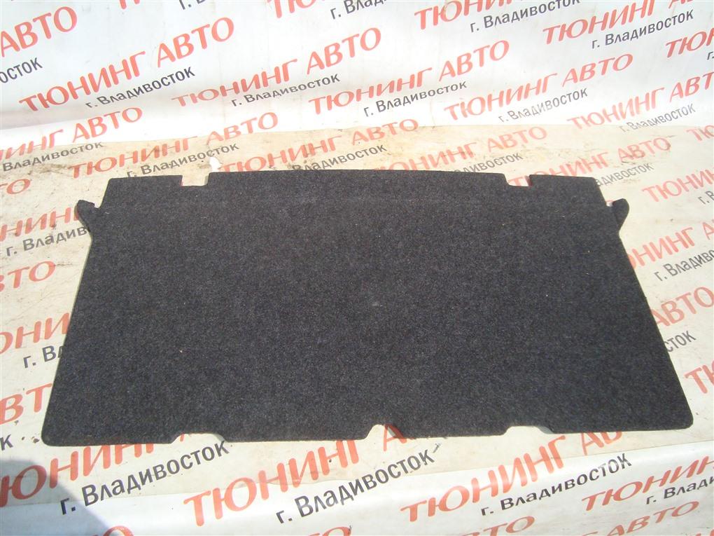 Пол багажника пластик Toyota Vitz NCP91 1NZ-FE 2009 1391