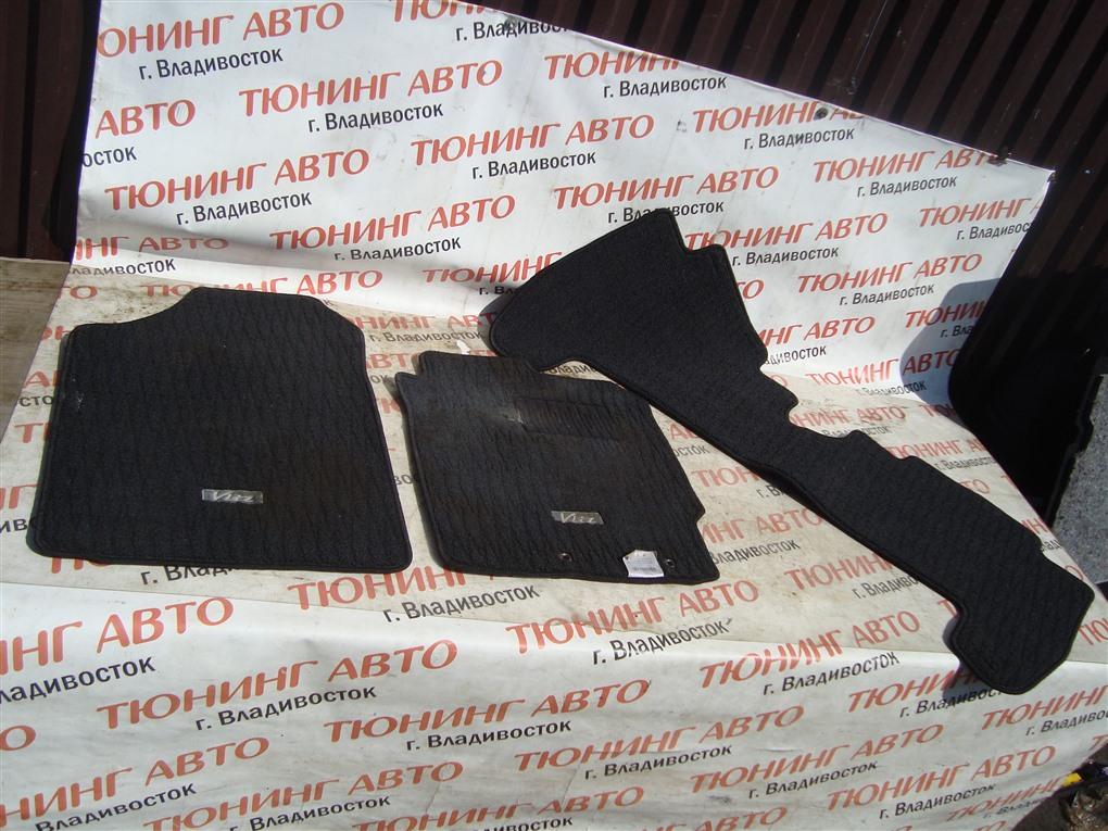 Коврики комплект Toyota Vitz NCP91 1NZ-FE 2009 1391