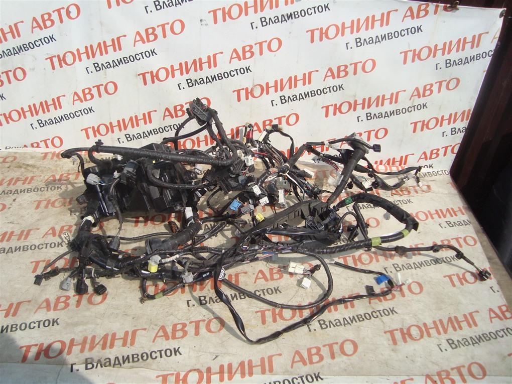 Коса под капот Toyota Prius ZVW30 2ZR-FXE 2012 1388