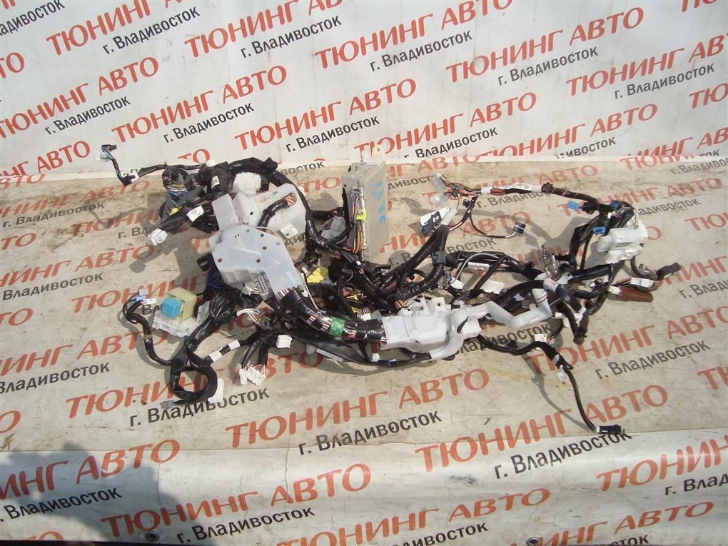 Коса под торпеду Toyota Prius ZVW30 2ZR-FXE 2012 1388