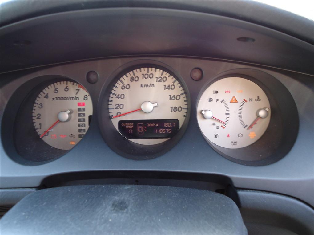 Спидометр Honda Inspire UA5 J32A 2001 1394