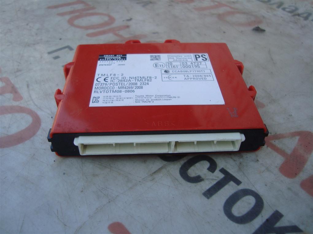 Электронный блок Toyota Prius ZVW30 2ZR-FXE 2012 1388 89990-47061