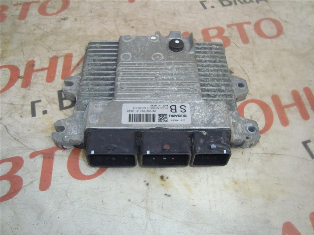 Блок управления efi Subaru Forester SJG FA20 2013 1384 22611aw053