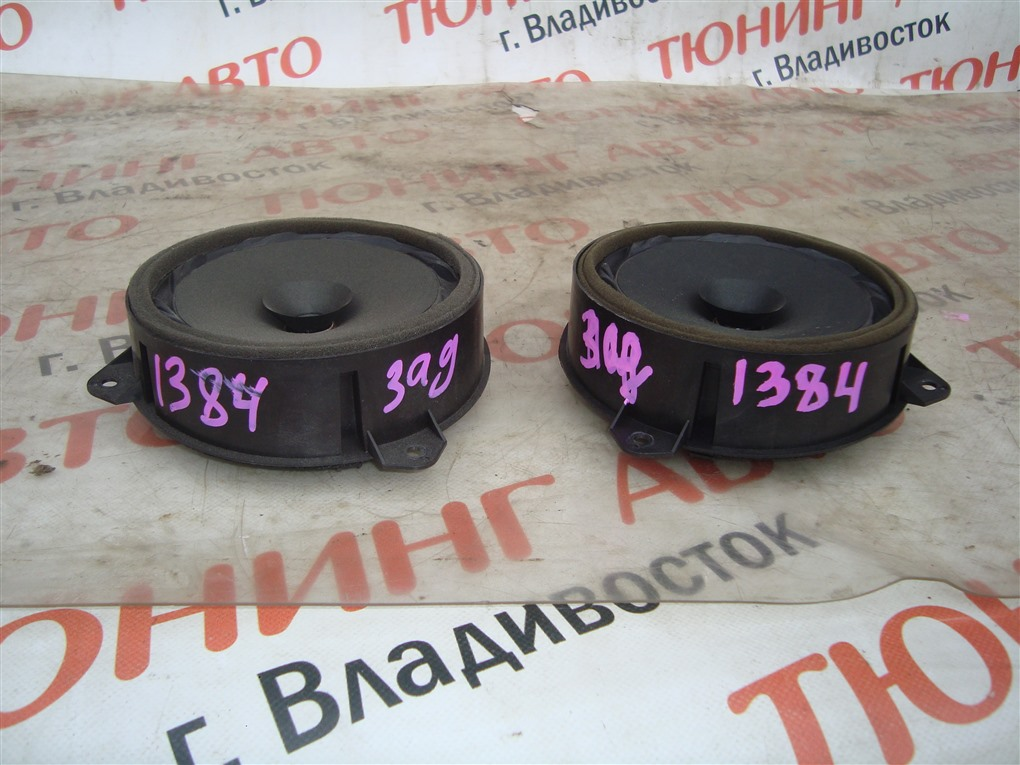 Динамик Subaru Forester SJG FA20 2013 задний 1384
