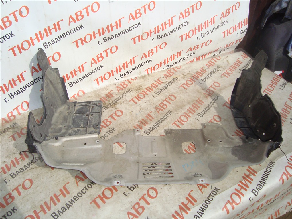 Защита двигателя Subaru Forester SJG FA20 2013 1384