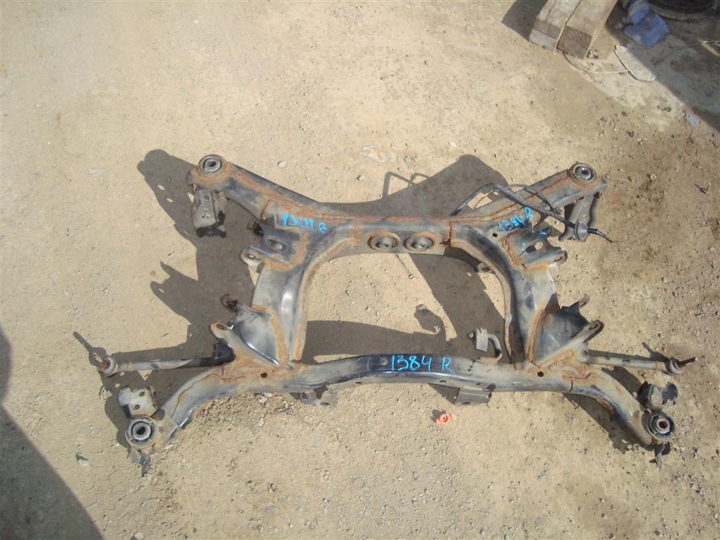 Балка подвески Subaru Forester SJG FA20 2013 задняя 1384