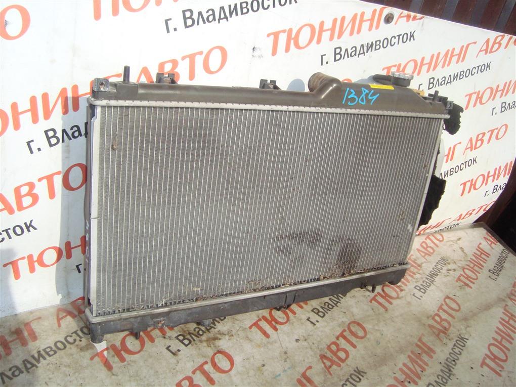 Радиатор основной Subaru Forester SJG FA20 2013 1384