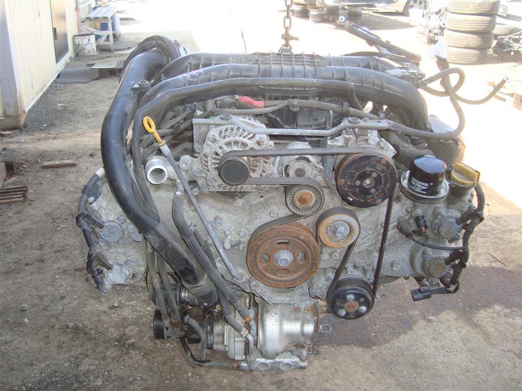 Двигатель Subaru Forester SJG FA20 2013 1384