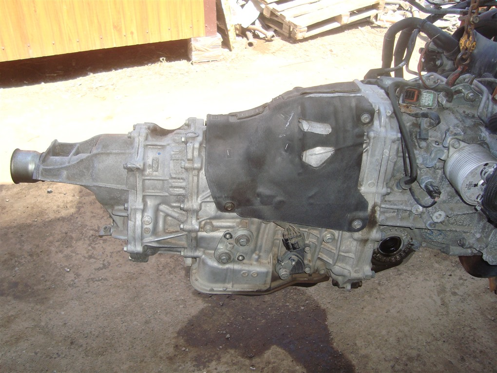 Акпп Subaru Forester SJG FA20 2013 tr690gbzca 1384
