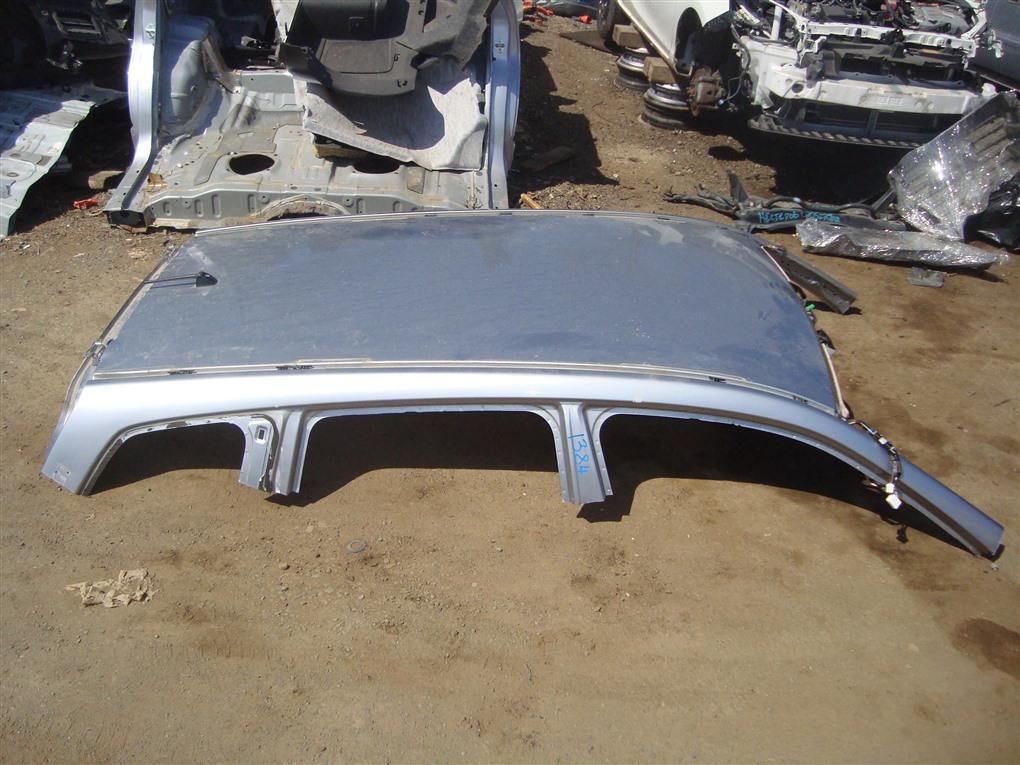 Крыша Subaru Forester SJG FA20 2013 серебро g1u 1384
