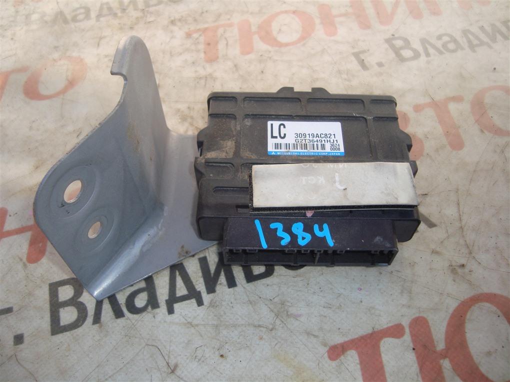 Блок управления автоматом Subaru Forester SJG FA20 2013 1384 30919ac821