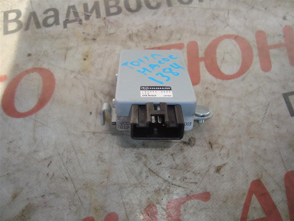 Блок управления топливным насосом Subaru Forester SJG FA20 2013 1384 22648aa200