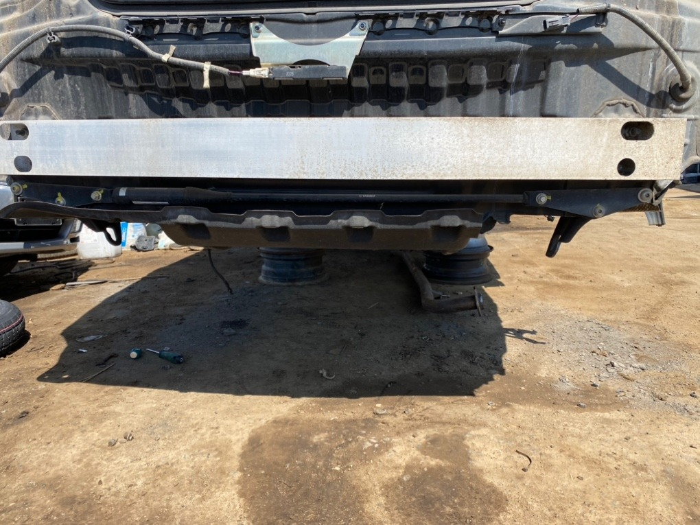 Распорка Toyota Camry AVV50 2AR-FXE 2012 задняя 1393