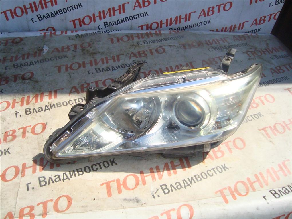 Фара Toyota Camry AVV50 2AR-FXE 2012 левая 33150 1393