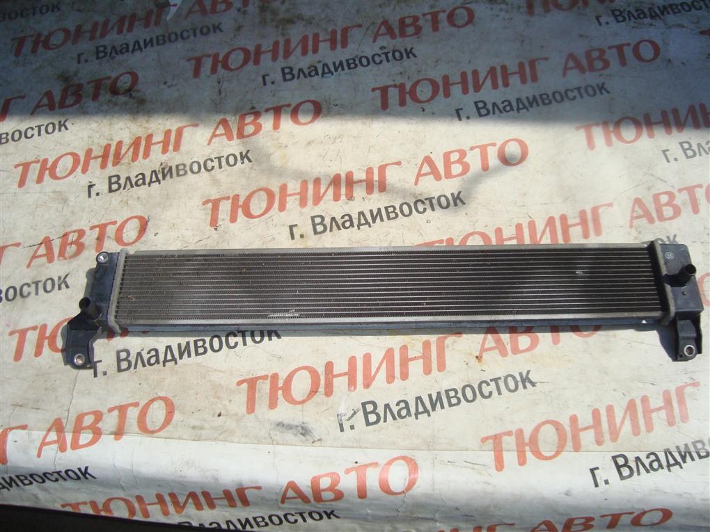 Радиатор инвертора Toyota Camry AVV50 2AR-FXE 2012 1393
