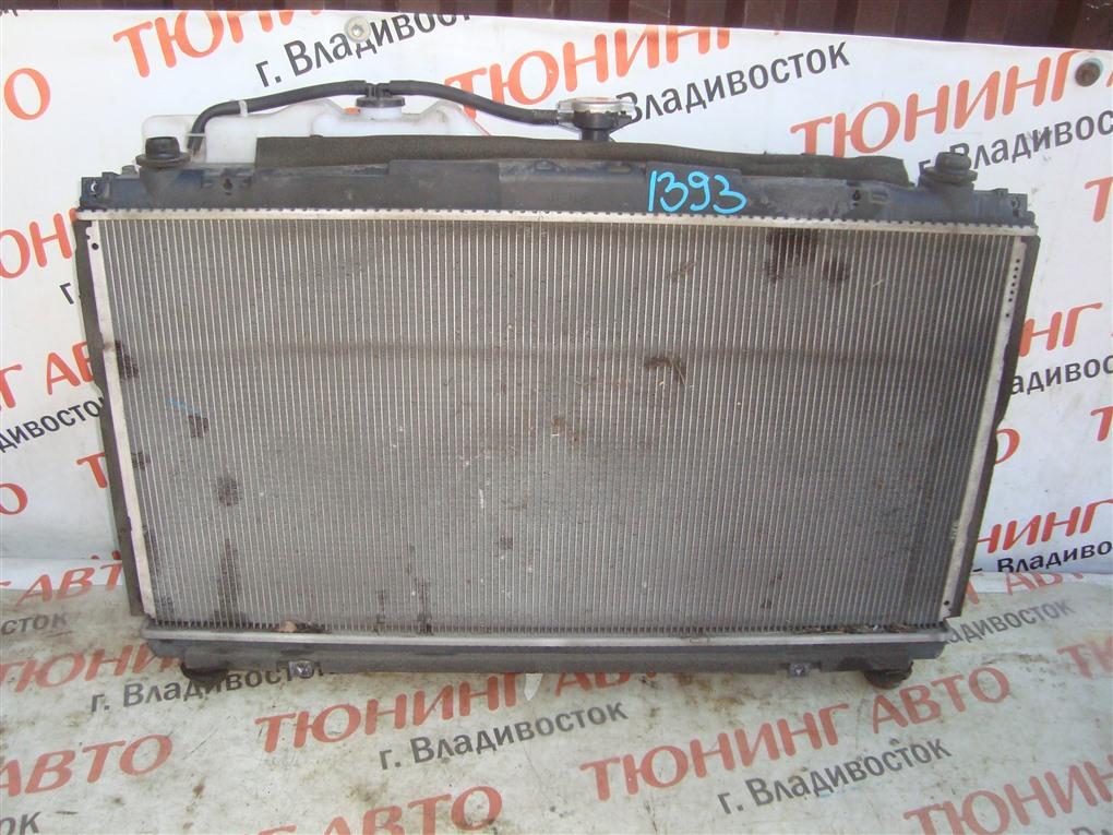 Радиатор основной Toyota Camry AVV50 2AR-FXE 2012 1393