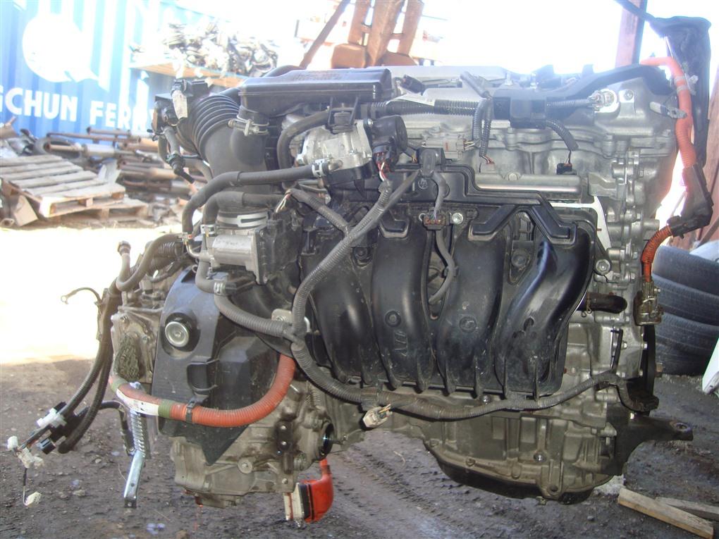 Двигатель Toyota Camry AVV50 2AR-FXE 2012 1393