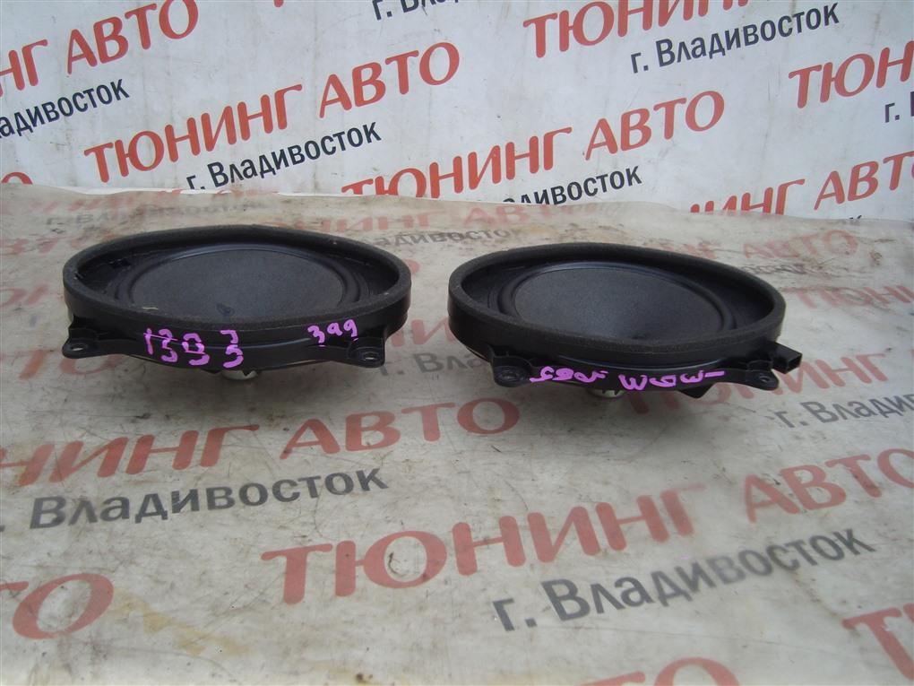 Динамик Toyota Camry AVV50 2AR-FXE 2012 задний правый 1393