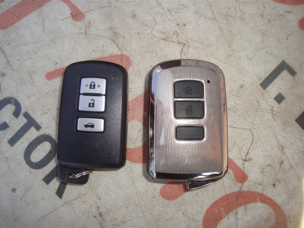 Ключ зажигания Toyota Camry AVV50 2AR-FXE 2012 1393