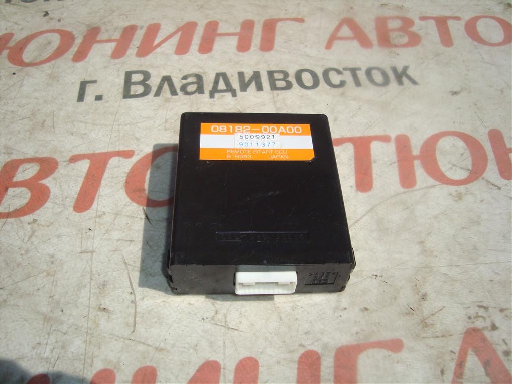 Электронный блок Toyota Camry AVV50 2AR-FXE 2012 1393 08182-00a00