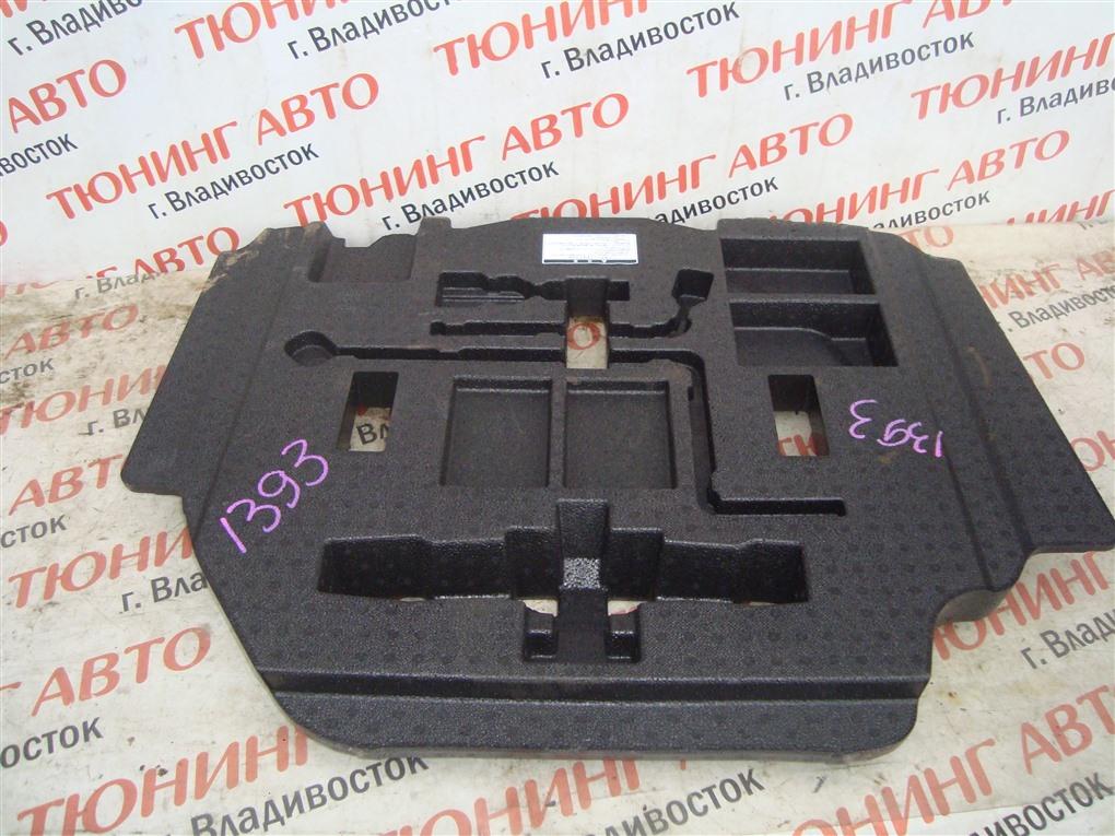 Пол багажника пластик Toyota Camry AVV50 2AR-FXE 2012 1393