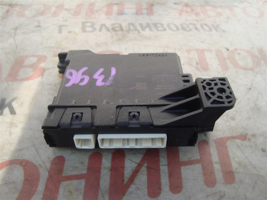 Электронный блок Toyota Aqua NHP10 1NZ-FXE 2015 1396 88650-52b70