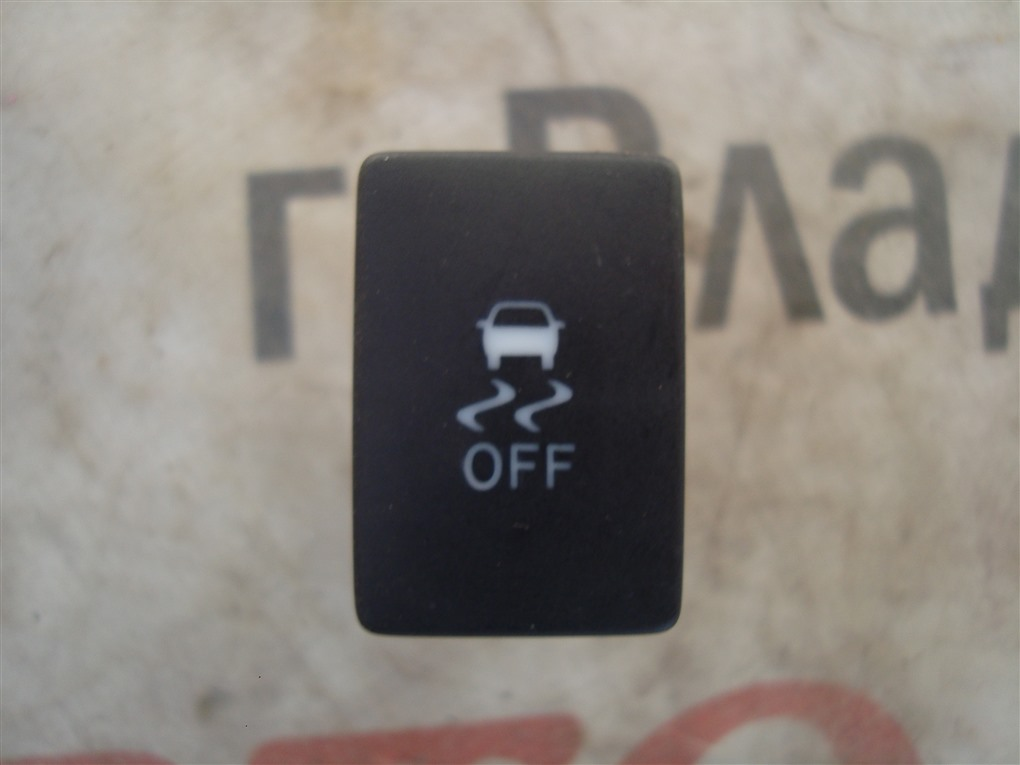 Кнопка Toyota Aqua NHP10 1NZ-FXE 2015 1396