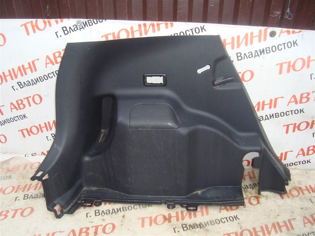 Обшивка багажника Toyota Aqua NHP10 1NZ-FXE 2015 задняя левая 1396