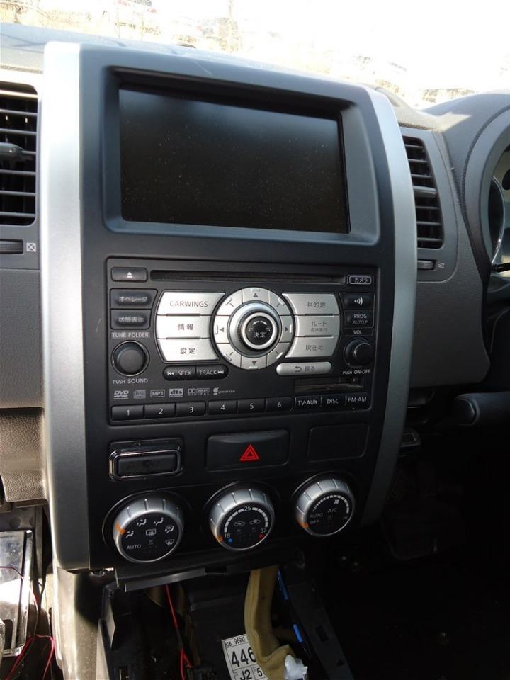 Магнитофон Nissan X-Trail TNT31 QR25DE 2007 25915jg00d 1398
