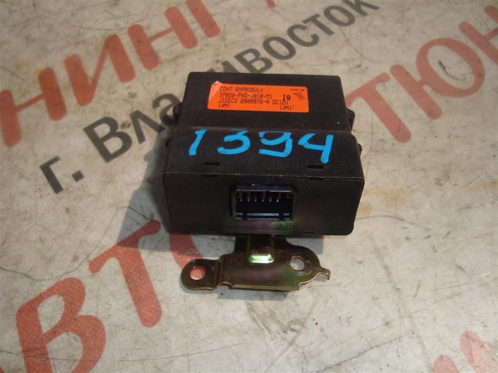 Электронный блок Honda Inspire UA5 J32A 2001 1394 37850-pxg-j010-m1