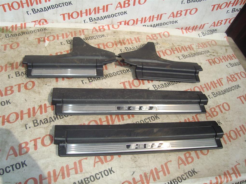 Накладка на порог Honda Inspire UA5 J32A 2001 1394