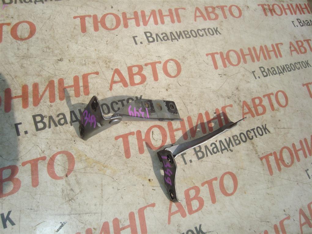 Петля капота Honda Inspire UA5 J32A 2001 серебро nh623m 1394