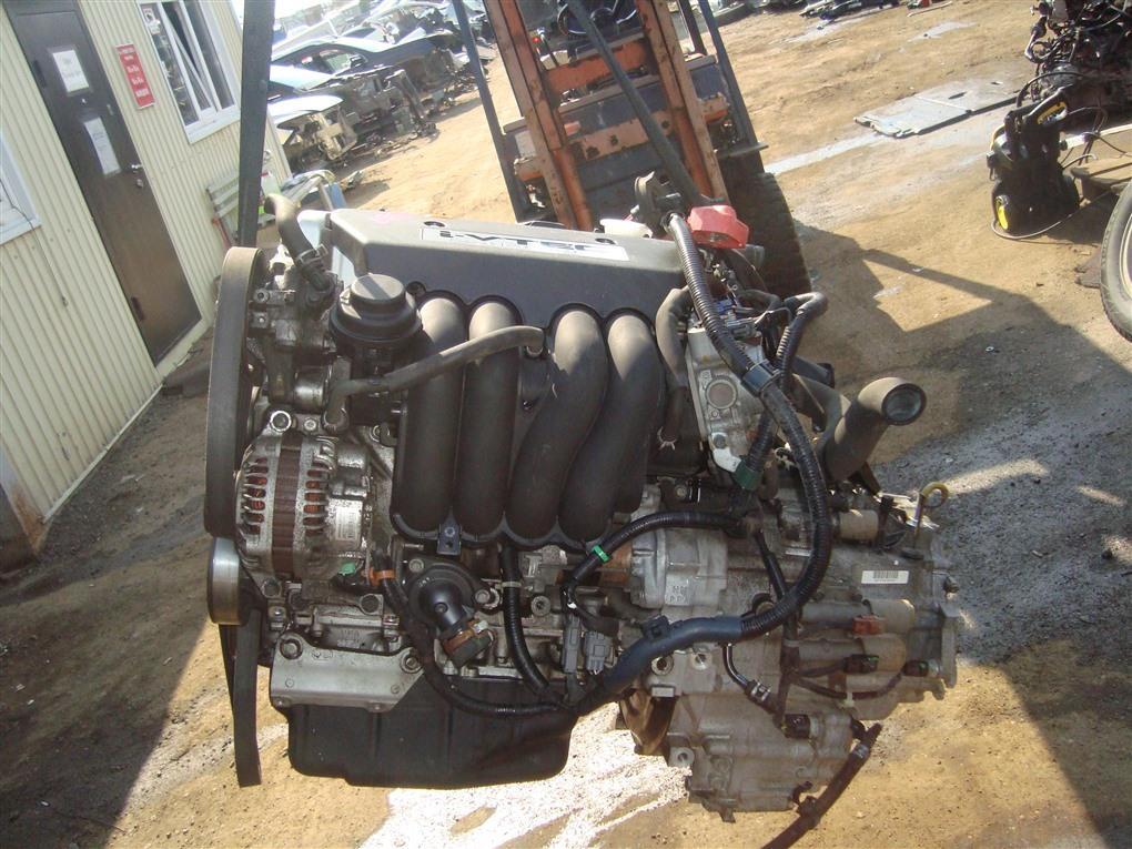 Двигатель Honda Crv RD7 K24A 2005 1387