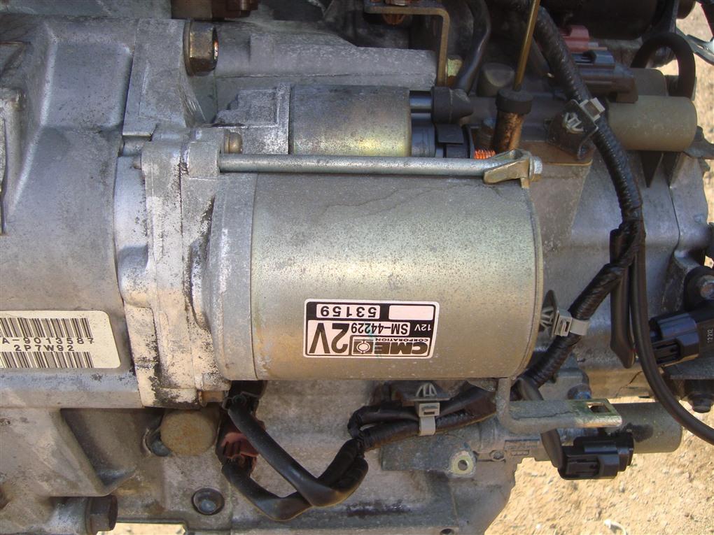 Стартер Honda Inspire UA5 J32A 2001 sm-44229 1394