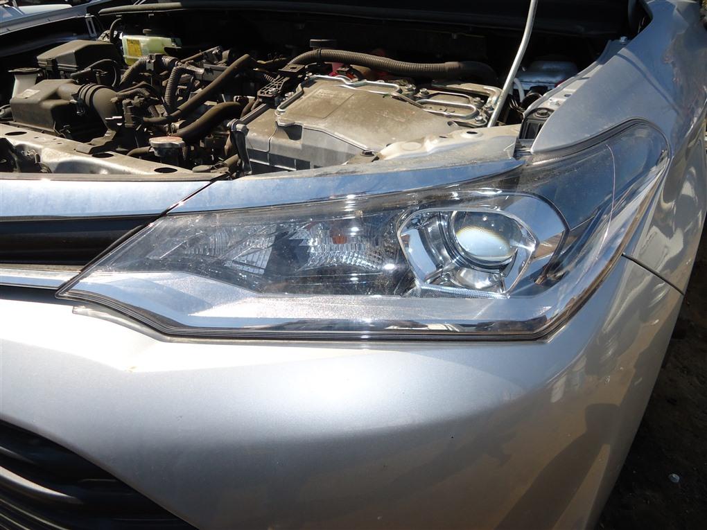 Фара Toyota Corolla Fielder NKE165 1NZ-FXE 2016 левая 12-596 1397