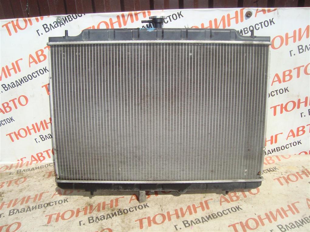 Радиатор основной Nissan X-Trail TNT31 QR25DE 2007 1398