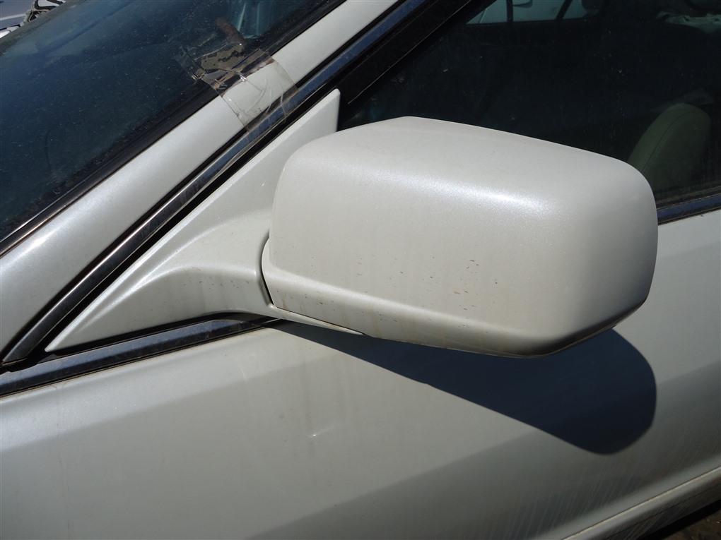 Зеркало Honda Inspire UA5 J32A 2003 правое белый nh603p 1392