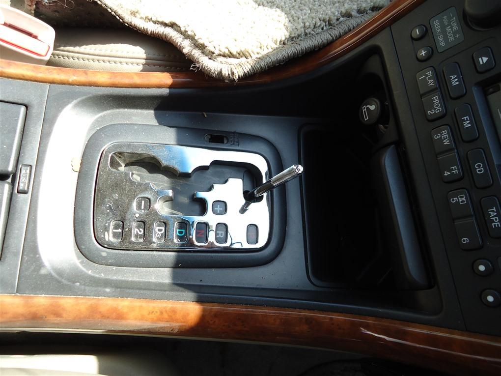Селектор акпп Honda Inspire UA5 J32A 2003 1392
