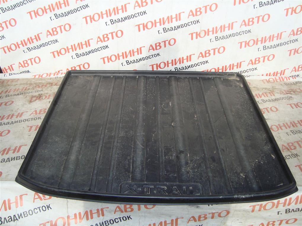 Коврик багажника Nissan X-Trail TNT31 QR25DE 2007 1398