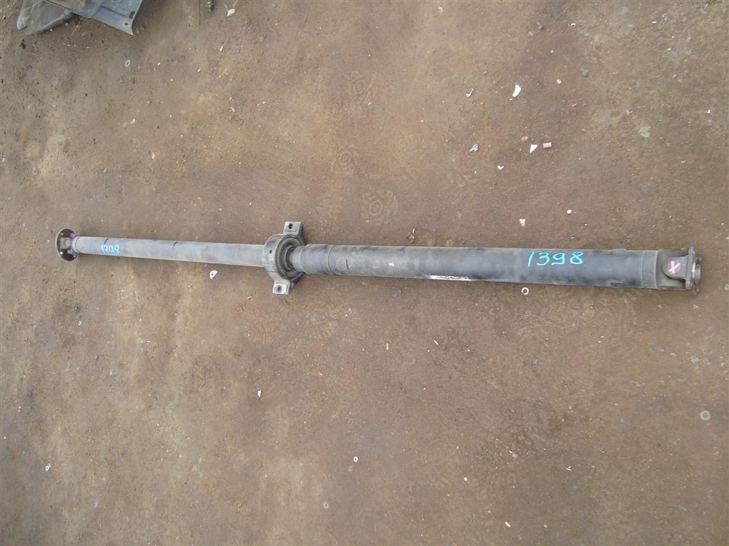 Карданный вал Nissan X-Trail TNT31 QR25DE 2007 1398