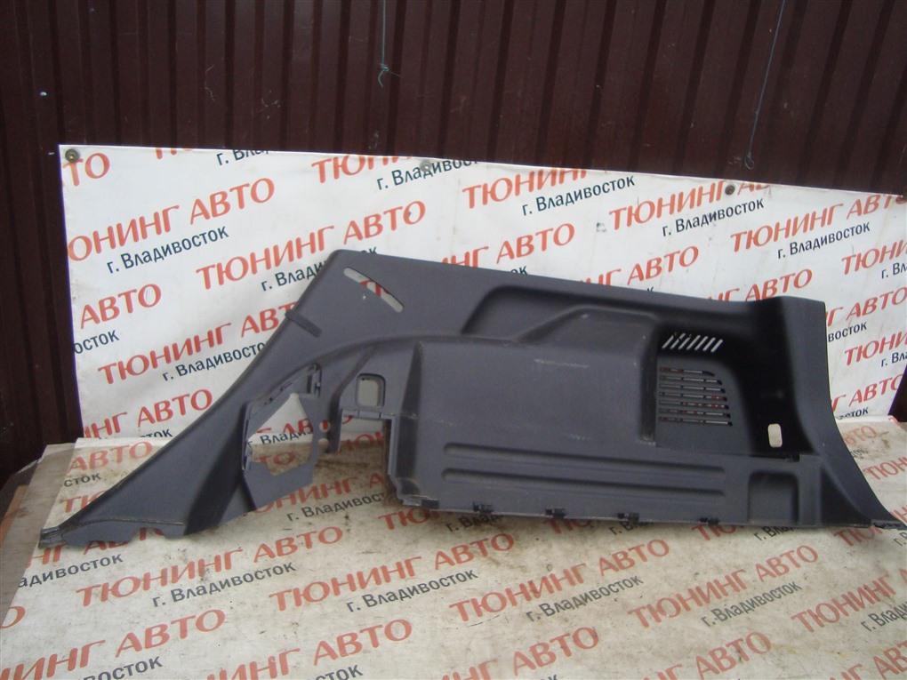 Обшивка багажника Nissan X-Trail TNT31 QR25DE 2007 задняя правая 1398