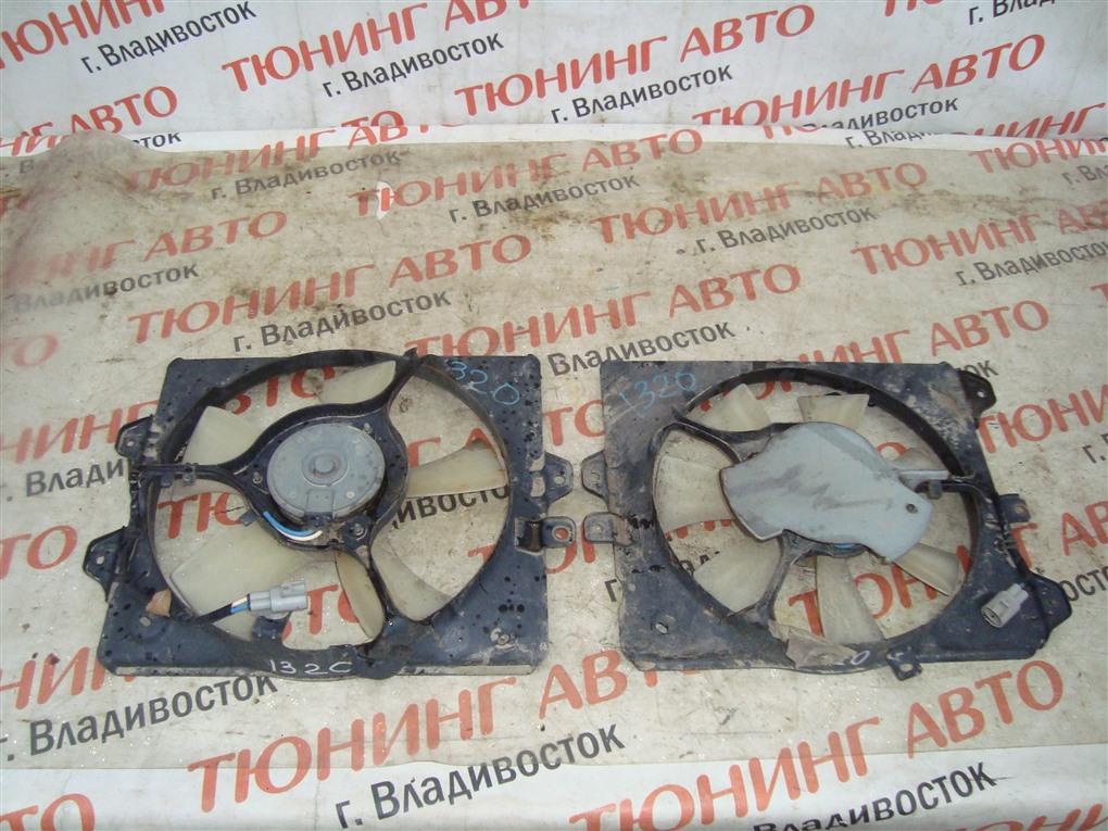 Диффузор радиатора Toyota Caldina ST246 3S-GTE 2002 1320