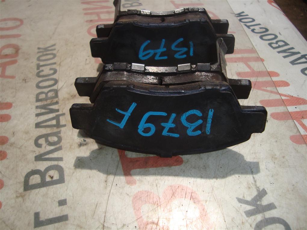 Колодки тормозные Honda Grace GM5 LEB 2015 передние 1379