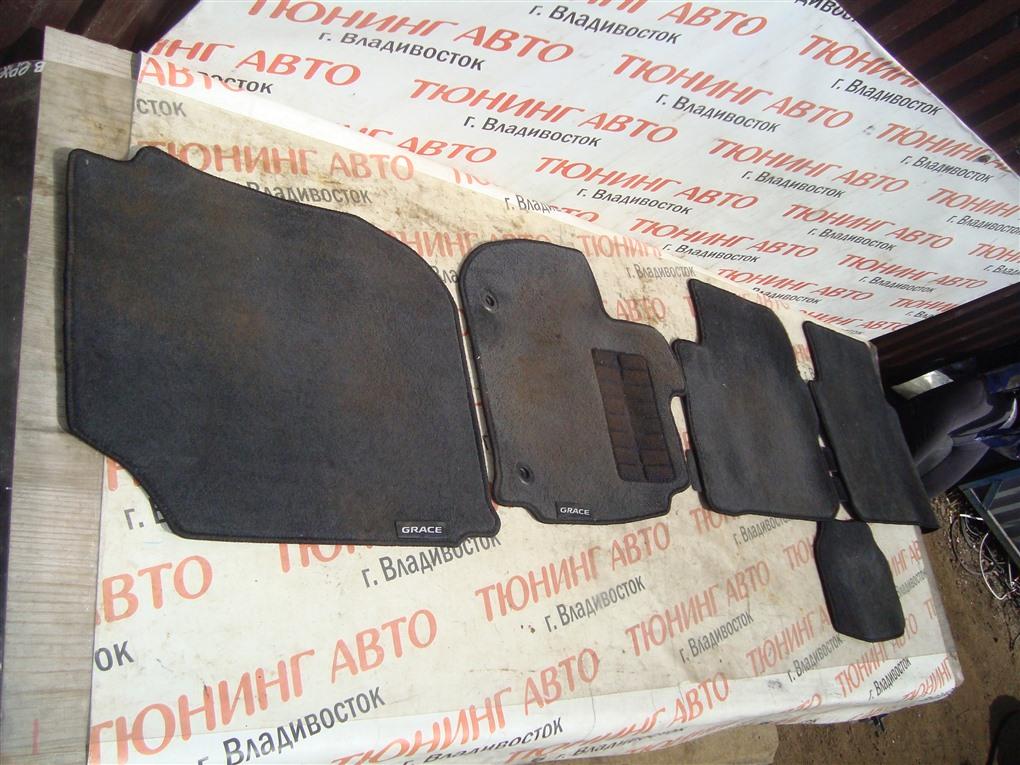 Коврики комплект Honda Grace GM5 LEB 2015 1379