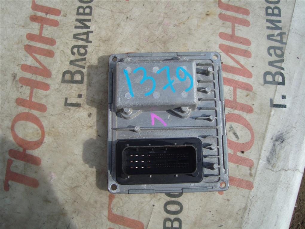 Блок управления автоматом Honda Grace GM5 LEB 2015 1379 28100-5p8-j12-m1