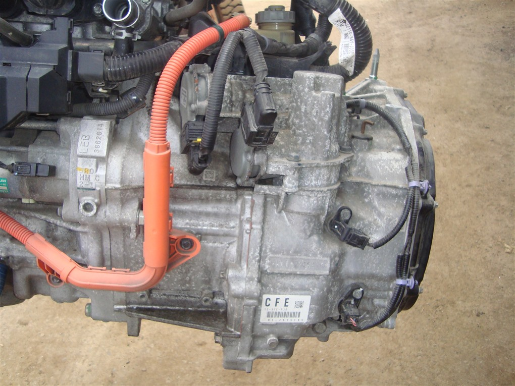 Акпп Honda Grace GM5 LEB 2015 1379